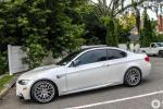 BMW M3 Coupe (E92) usa hatchback