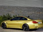 BMW M4 Coupe (F82) model hatchback