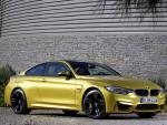 M4 Coupe (F82) BMW spec 2010