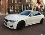 BMW M4 Convertible (F83) new 2014