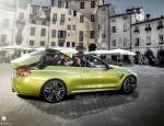 BMW M4 Convertible (F83) parts 2012