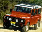 110 Station Wagon Land Rover specs sedan