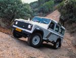 110 Station Wagon Land Rover tuning 2013
