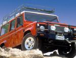 Land Rover 110 Station Wagon approved 2013
