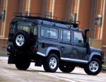 Land Rover 110 Station Wagon review 2012
