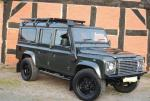 Land Rover 110 Station Wagon reviews 2013