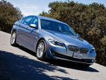 BMW ActiveHybrid 5 (F10) approved 2014