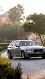 BMW 5 Series Touring (F11) cost hatchback