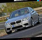 M5 Sedan (F10) BMW approved 2007