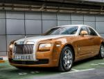 Rolls-Royce Ghost price pickup