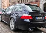 BMW M5 Touring (E61) Specification 2013