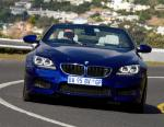 BMW M6 Cabrio (F12) Specifications hatchback