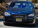 BMW 7 Series (F01) model hatchback