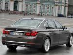 BMW 7 Series (F01) review liftback