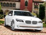 BMW 7 Series (F01) used liftback