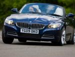BMW Z4 Roadster (E89) Specifications sedan