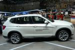 BMW X3 (F25) configuration coupe