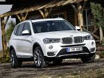 BMW X3 (F25) models suv