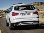 BMW X3 (F25) spec hatchback