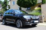 BMW X3 (F25) Specification liftback