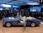 Phantom Drophead Coupe Rolls-Royce configuration 2007