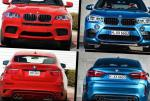 BMW X6 M (E71) usa suv