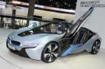 BMW i8 model coupe