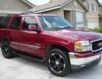 GMC Yukon for sale 2010
