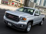 GMC Sierra Double Cab model hatchback