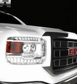 GMC Sierra Double Cab tuning pickup