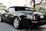 Rolls-Royce Phantom Coupe Specification 2009