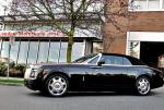 Rolls-Royce Phantom Coupe Specifications 2010