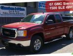 GMC Sierra Extended Cab auto hatchback
