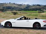 Maserati GranCabrio Sport reviews hatchback