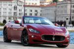 Maserati GranCabrio Sport Specification sedan