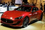Maserati GranTurismo Sport Specifications 2015