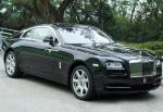 Wraith Rolls-Royce approved pickup
