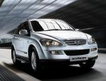 SsangYong Kyron how mach suv