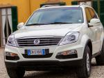 Rexton W SsangYong lease cabriolet