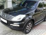 Rexton W SsangYong tuning 2014