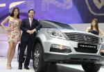 SsangYong Rexton W spec suv