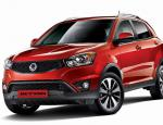 SsangYong Actyon parts 2008