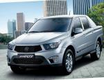 SsangYong Actyon review 2014