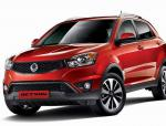 Actyon SsangYong review suv