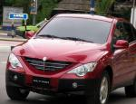 SsangYong Actyon prices suv