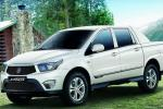 Actyon Sports SsangYong reviews coupe