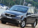 SsangYong Actyon Sports specs sedan
