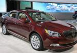 LaCrosse Buick reviews 2012