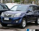Great Wall Haval H3 tuning sedan