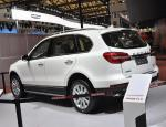 Haval H8 Great Wall parts suv